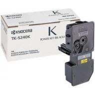 1T02R70NL0 TK5240K Toner nero originale Kyocera