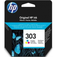 T6N01AE Cartuccia Originale HP 303 Colori