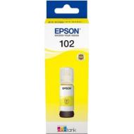 Inchiostro Giallo ORIGINALE Epson 102 EcoTank T03R4