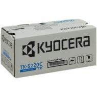 Toner Kyocera TK-5220C Originale Ciano