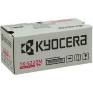 Toner Kyocera TK-5220M Originale Magenta