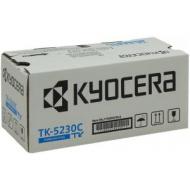 Toner Kyocera TK-5230C Originale Ciano