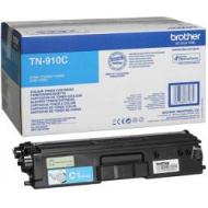 Toner Originale Brother TN-910C Ciano