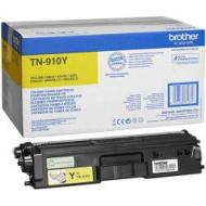 Toner Originale Brother TN-910Y Giallo