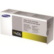Toner Originale Samsung CLT-Y406S Giallo