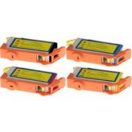 Multipack 903BK 903XL CMY Compatibile con HP 903