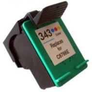 HP C8766E 343 Rigenerata Colori
