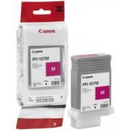 Cartuccia Originale Canon PFI 107 M Magenta 130ml.