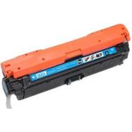Toner Compatibile con HP CE341A 651A colore Ciano
