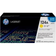 Cartuccia Toner Originale HP Q6002A Giallo