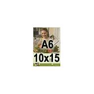 Carta Fotografica Cast Coated Glossy cm.10x15 240 g/m² 50 Fogli