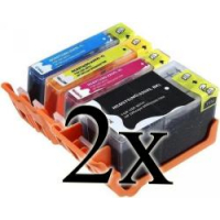 Multipack 8 cartucce compatibili con HP 920XL