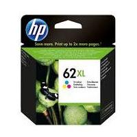 Cartuccia HP 62XL Originale Colori