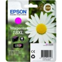 Cartuccia magenta C13T18134020 Originale Epson