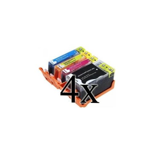 Multipack 16 cartucce compatibili con HP 920XL