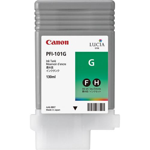 Serbatoio inchiostro verde 0890B001AA Originale Canon