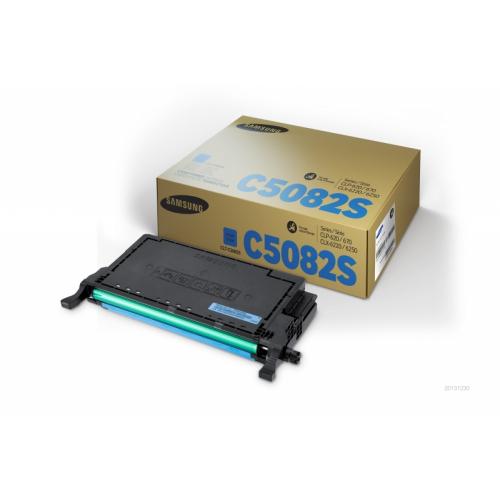 Toner ciano CLT-C5082S/ELS Originale Samsung