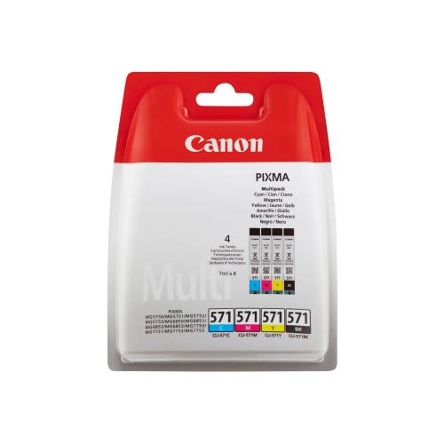 Serbatoi inchiostro Nero - Colore 0386C004 Originale Canon