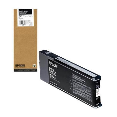 Cartuccia nero foto C13T544100 Originale Epson