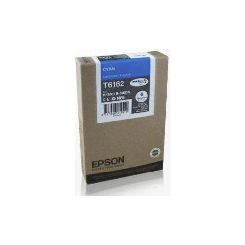 Cartuccia inkjet ink pigmentato ciano C13T616200 Originale Epson