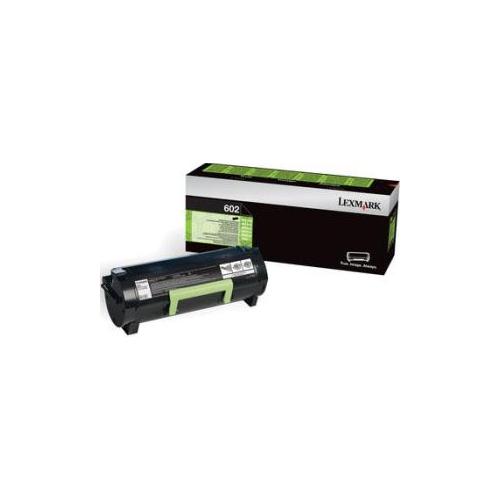 Toner nero 60F2000 Originale Lexmark 602