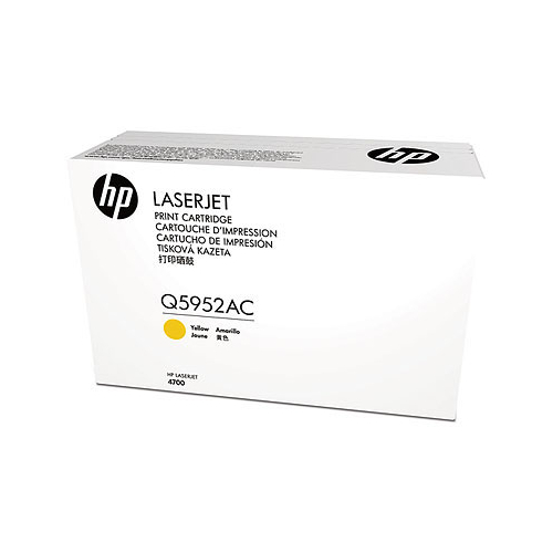 Toner giallo Q5952A Originale HP