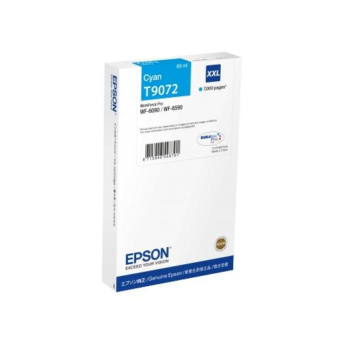 Cartuccia ciano C13T907240 Originale Epson