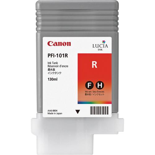 Serbatoio inchiostro rosso 0889B001AA Originale Canon