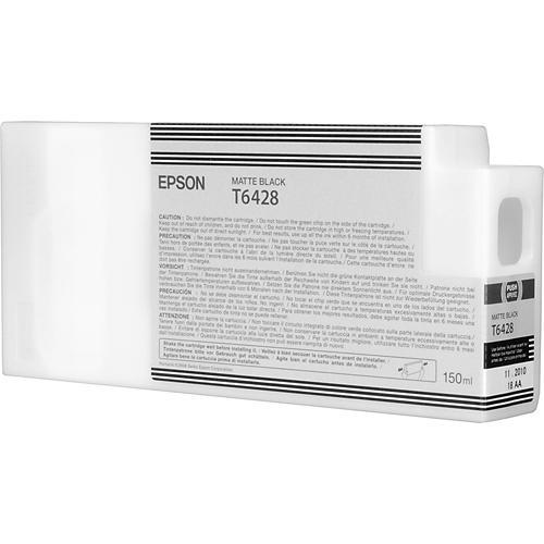 Cartuccia nero opaco C13T642800 Originale Epson