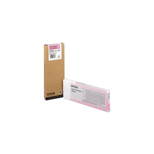 Cartuccia magenta chiaro C13T606C00 Originale Epson