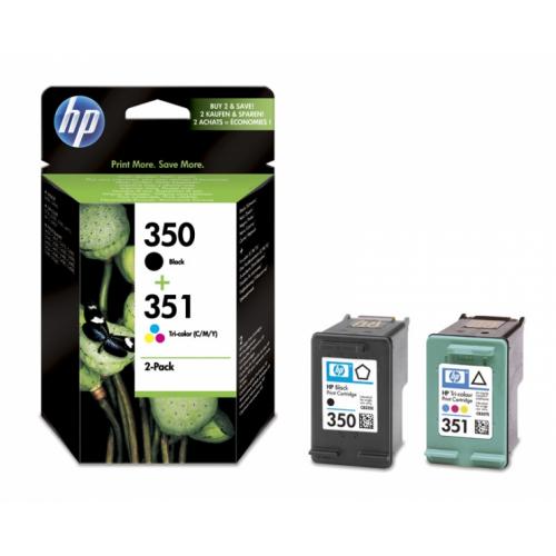 Cartucce Nero - Colore SD412EE Originale HP