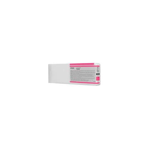 Cartuccia magenta C13T636300 Originale Epson