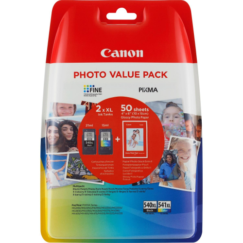 Serbatoi inchiostro Nero - Colore 5222B014 Originale Canon