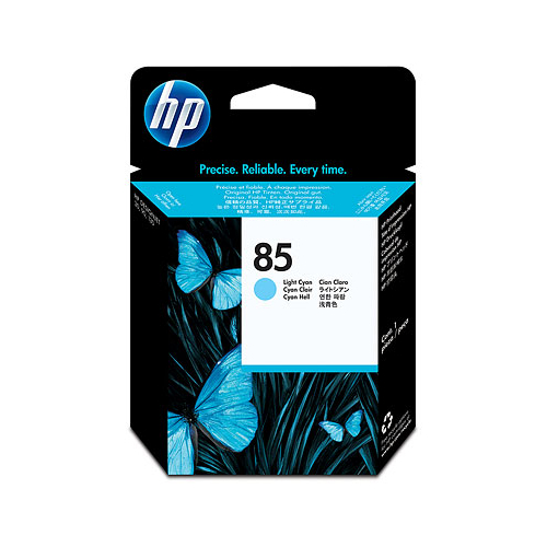 Testina di stampa ciano chiaro C9423A Originale HP