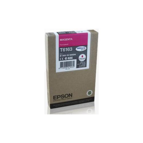 Cartuccia magenta C13T616300 Originale Epson