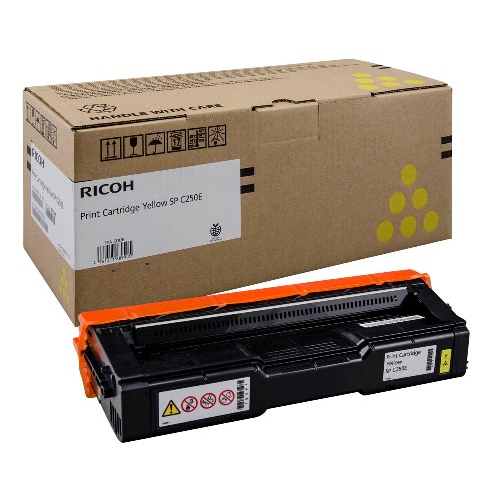 Toner giallo 407546 Originale Ricoh