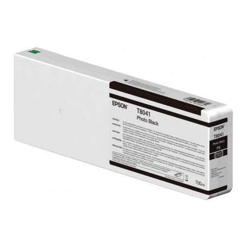 Cartuccia nero foto C13T804100 Originale Epson