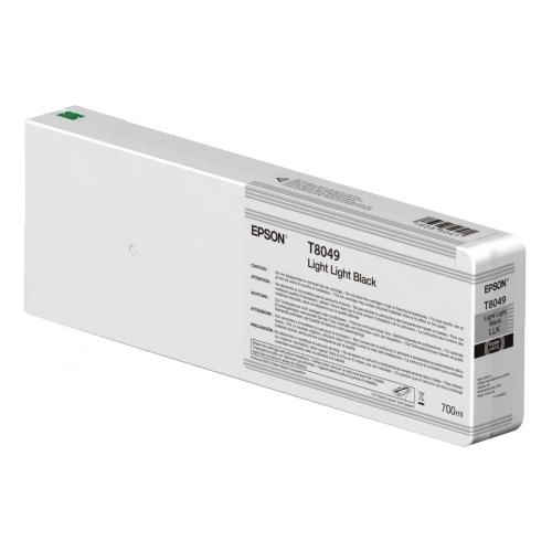 Cartuccia nero chiaro chiaro C13T804900 Originale Epson
