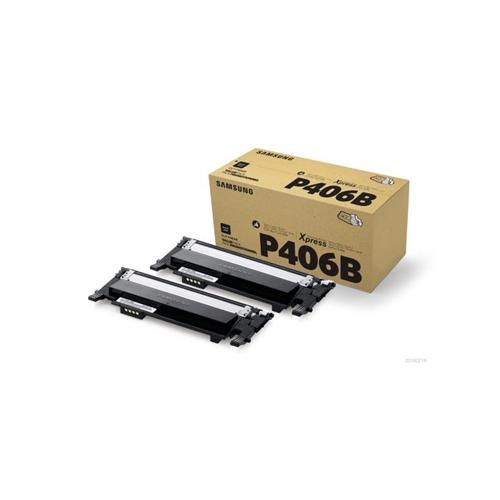 Toner nero CLT-P406B/ELS Originale Samsung