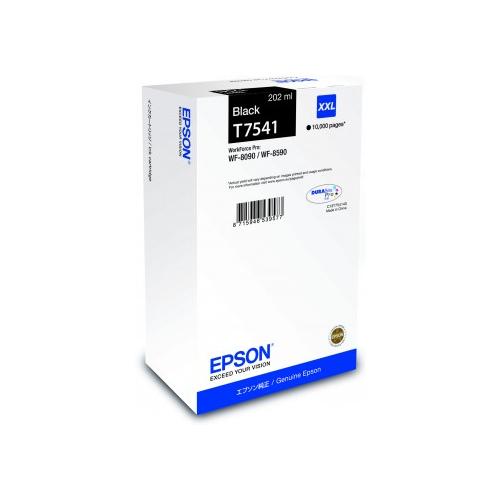 Cartuccia Originale Epson C13T754140 T7541 nero