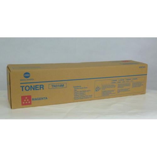 Toner magenta A0D7351 Originale Konica Minolta