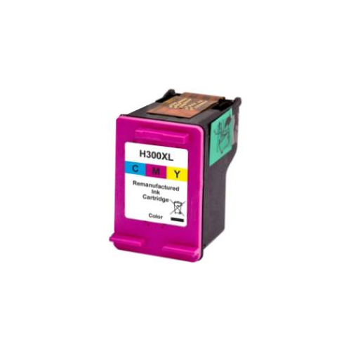 Cartuccia Colori HP 300XL Rigenerata