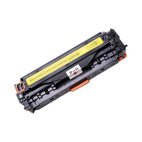CF212A Toner Compatibile con HP 131A Giallo