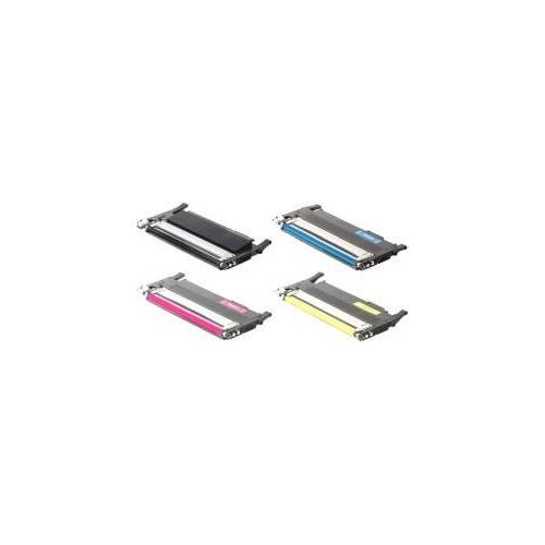 SU365A Multipack Toner Compatibili con Samsung CLT-P404C/ELS P404C BK/C/M/Y