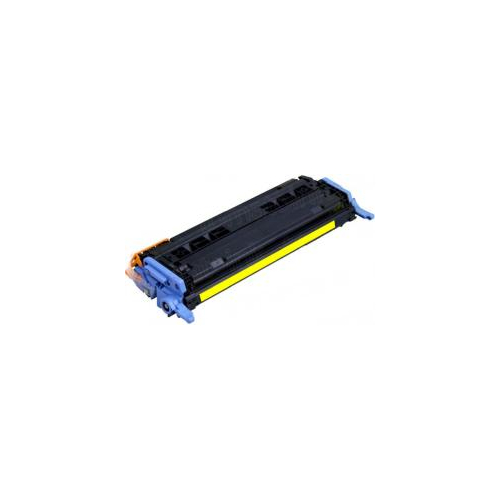 Cartuccia Toner Compatibile con HP Q6002A e Canon Cartridge 707 Giallo