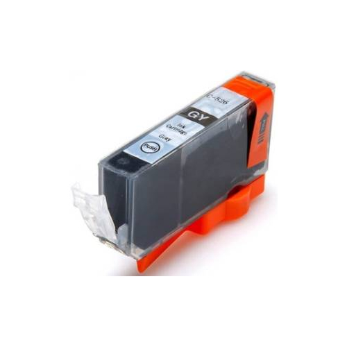 Cartuccia compatibile con Canon CLI-526 Grigio CON CHIP