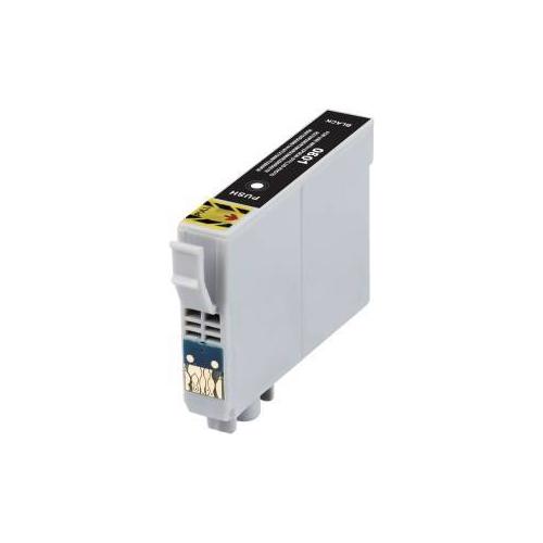T0801 Compatibile con Epson Colibrì Nero