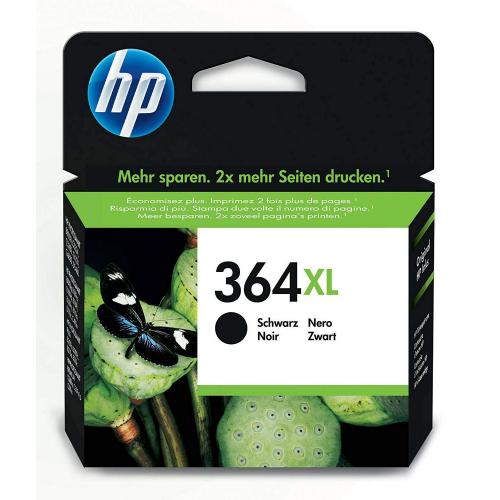364XLBK Cartuccia Compatibile con HP CN684EE Alta Capacità Nero