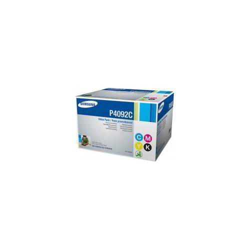 Value Pack Samsung CLT-P4092C Toner Originali Nero Ciano Magenta Giallo (HP SU392A)