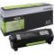 Toner nero 50F2X00 Originale Lexmark 502X